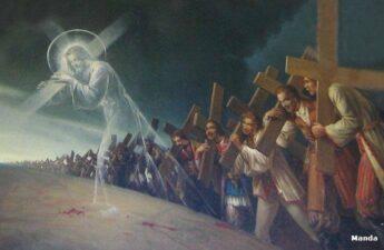Nosi svoj križ